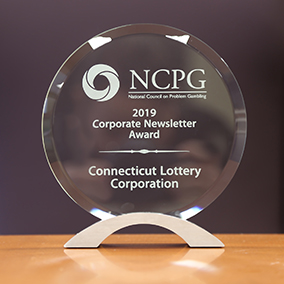 NCPG Corporate Newsletter Award