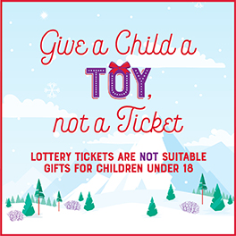 CT Lottery Toy Drive