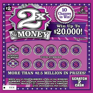 2X THE MONEY 3RD ED. image