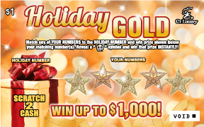 HOLIDAY GOLD image