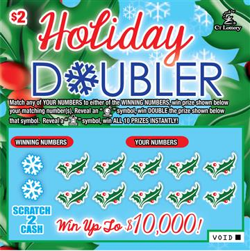 HOLIDAY DOUBLER image