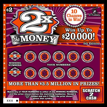 2X THE MONEY 5TH ED. image