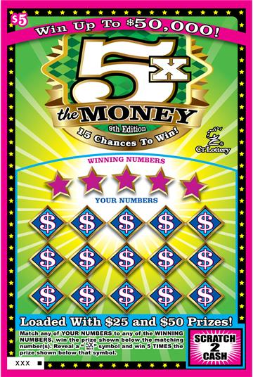 5X THE MONEY 9TH EDITION image