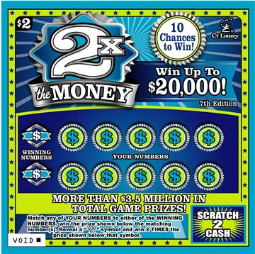 2X THE MONEY 7TH EDITION image