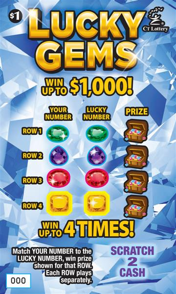 LUCKY GEMS image