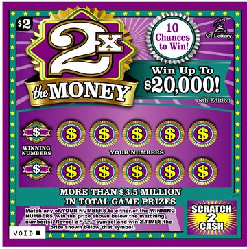 2X THE MONEY 8TH EDITION image