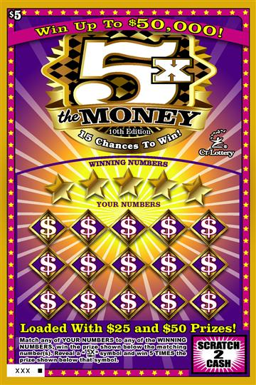 5X THE MONEY 10TH EDITION image