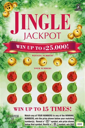 JINGLE JACKPOT image
