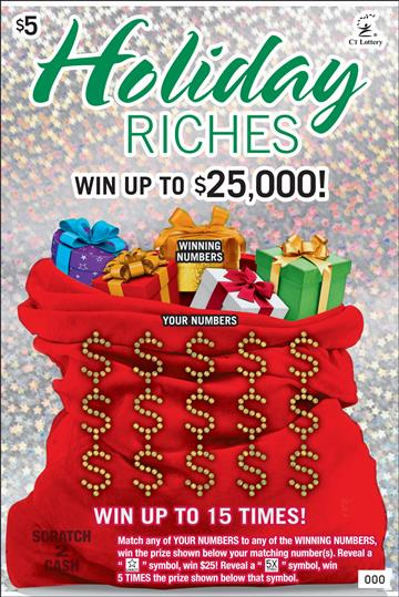 HOLIDAY RICHES image