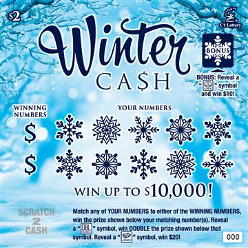 WINTER CASH image