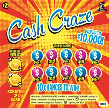 CASH CRAZE image