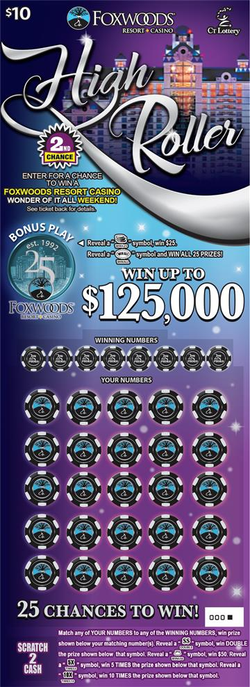 FOXWOODS® HIGH ROLLER image