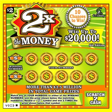 2X THE MONEY 9TH EDITION image