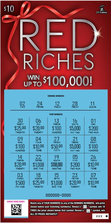 RED RICHES rollover image