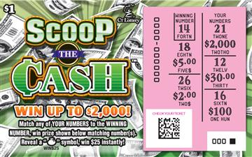 SCOOP THE CASH rollover image