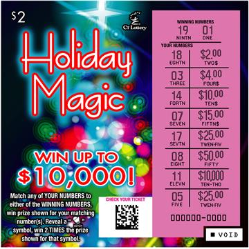 HOLIDAY MAGIC rollover image
