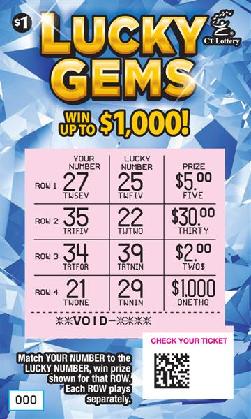 LUCKY GEMS rollover image