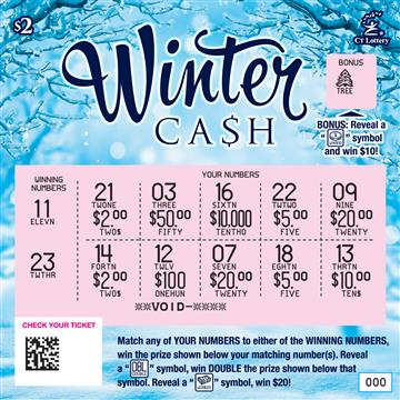 WINTER CASH rollover image