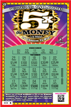 5X THE MONEY 11TH EDITION rollover image