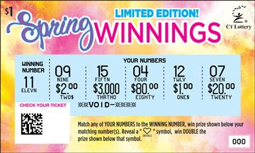 SPRING WINNINGS rollover image