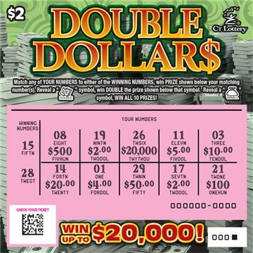 Double Dollars rollover image