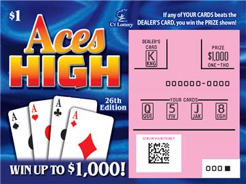 Aces High 26th Edition rollover image