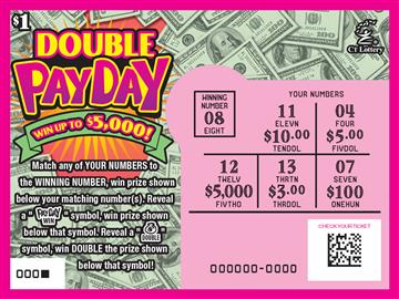 DOUBLE PAYDAY rollover image